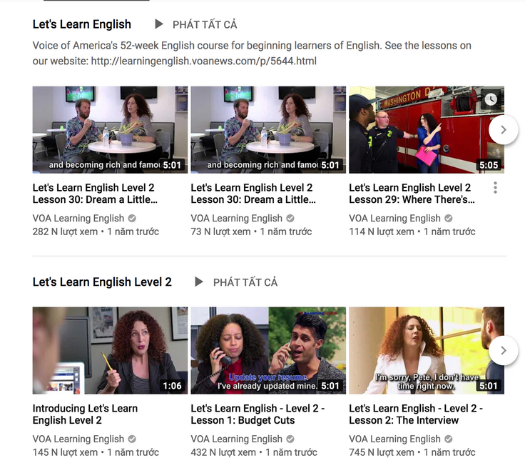 VOA Learning English Let's Learn English.png