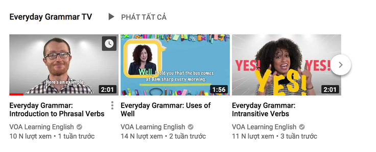 VOA Learning English Everyday Grammar.png